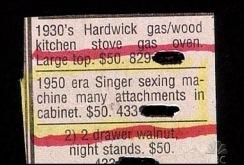 Sexing Machine