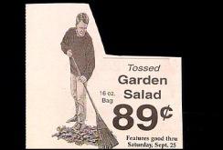 Tossed Salad!!