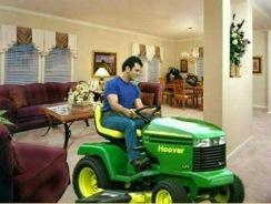 If Men Vacuumed